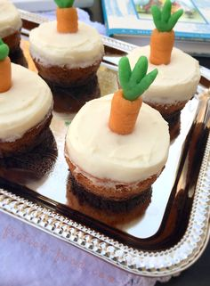 "Food Adventures (in fiction!): Rabbit's Carrot Cakes from ""Disney Magical World"" 3DS"