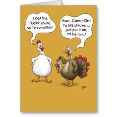 Consultio//Consultius Youre A Turkey Fucker Greetings Card