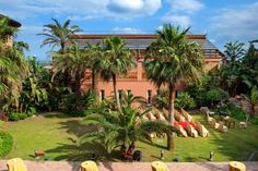 Wedding ceremony at Patio de los Ciervos, Elba Estepona Gran Hotel. Costa del Sol. Spain