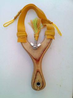 Image result for slingshot fishing darts