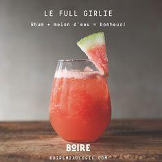 Full girlie | Cocktail | BOIRE
