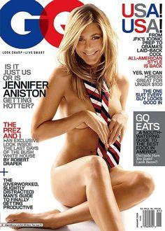 Jennifer Aniston For GQ, January 2009