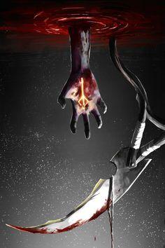 Great Deep Sea [Bloodborne] by Seven-Bit.deviantart.com on @DeviantArt