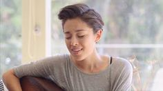 kina grannis please don't say you love me - YouTube