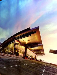 Doha International Airport (DOH) مطار الدوحة الدولي in الدوحة