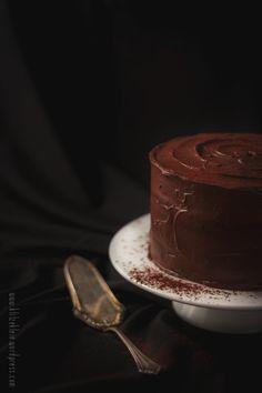 'Heidewitzka!'. Das - mit Verlaub - famoseste { Espresso-Schokoladen-Törtchen } dieses Planeten.