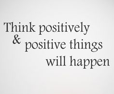 "Here is a wonderful inspirational quote... Think positively and positive things will happen. This is a great way to keep you positive! Dimensions: This quote measures 24"" wide and 10"" tall. Looking fo  #entrepreneurquotes  Entrepreneur Quotes"