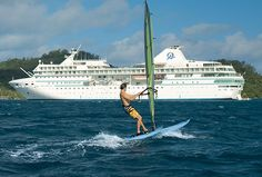 Watersports - m/s Paul Gauguin