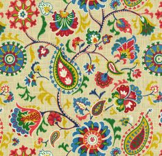 Love this!  Waverly Baby by Trend Lab potential. Home Decor Print Fabric- Waverly Siren Song Majestic