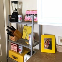 Place Mats, Blanket Holders and Kitchen Racks- Oh My! Blanket Holder, Kitchen Racks, Ballet Studio, Place Mats, Counter Tops, Shoe Rack, Places, Projects, Diy
