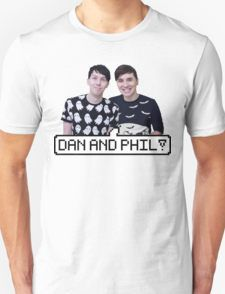 Dan and Phil! Unisex T-Shirt