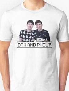 Dan and Phil! Unisex T-Shirt
