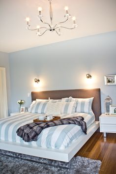 Autumn Rae Interior Design - Swedish interiors - master bedroom