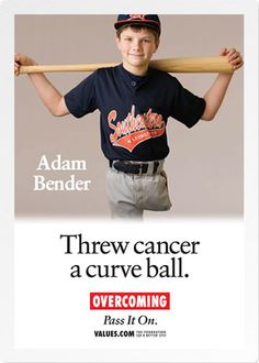 An inspirational ecard about the value 'Adam Bender' from values.com