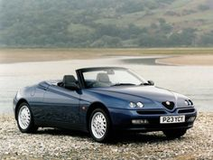Alfa Romeo Spider (916) '1995–98