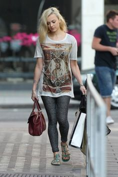Fearne Cotton Photo - Fearne Cotton Heads to Work