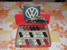 Display Box Lego Beetle Ca 1960