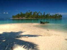 Las 10 mejores playas del Caribe: Panamá San Blas