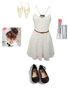"""Tiana"" by flaxmars on Polyvore"