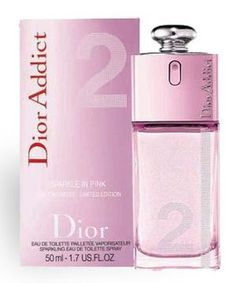 Dior Addict 2 Sparkle in Pink Dior perfume - a fragrance for women