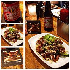 Photo by xjmetro - Good friends & Good times #ojsmenu #originaljoes #ojs #standardlager #chililimechicken #sogood #yourgfsoundssuperpregnant