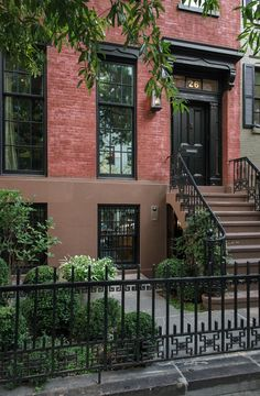 Greenwich Village Townhouse Boasts Cool Rooftop Office | 6sqft
