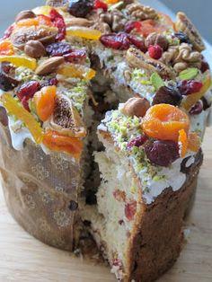 кондитерская-пекарня Baker Street bakery: Пасхальный кулич на заказ в Киеве