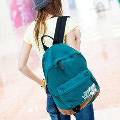 #Posture tip for #carrying of heavy #backpacks: Don't wear the #backpack any lower than the hollow of the lower #back. #BackToSchool #SAbackpacks