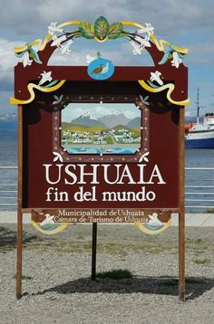 Ushuaia Argnetina...penguins,ships,snow, lighthouses, the end of the world, they have it all!