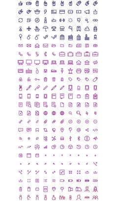 Adobe Icons on Behance