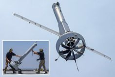 US Navy tests spy drone that takes off and lands vertically and jams enemy tech Spy Drone, Drone Remote, Drones, Spaceship Concept, Mechanical Design, Aircraft Design, Military Art, Us Navy, Military Vehicles