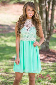 Adventure Of A Lifetime Lace Dress