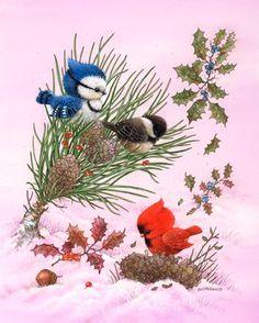 Beautiful illustrations of cute animals