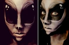 Take a look at some talented make-up artists and their amazing work that will make you wonder if they are not paitings.