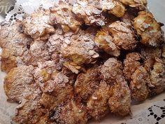 Biscotti cotti a legna pizzeria La Rotonda!