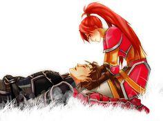 Fire Emblem Path of Radiance - Haar and Jill