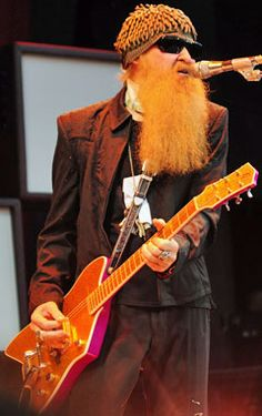 Billy Gibbons...appearing on BONES and Angela's dad!!!  very cool!