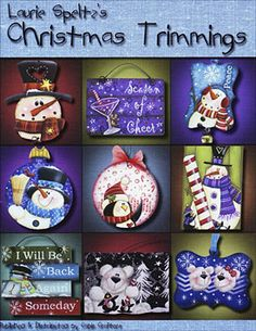 Laurie Speltz's Christmas Trimmings by Laurie Speltz
