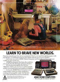 Vintage Computer Ads!