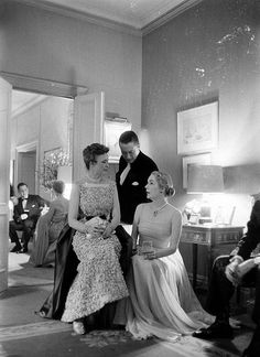 New Years party 1956 -LIFE photo archive