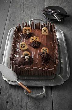 halloween gebäck torte kuchen süß