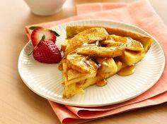 Apple Breakfast Wedges