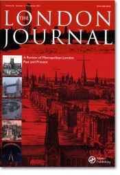 Full e-access to The London Journal