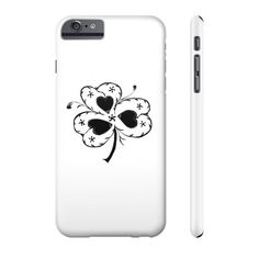 Clover Phone Case Pin it for later!