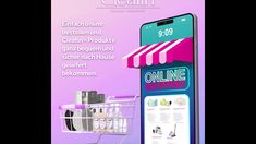 Cleafin-Produkte einfach online bestellen. Shops, Videos, Products, Simple, Tents, Retail