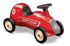 Radio Flyer Little Red Roadster Ride-On #GiftIT #Kohls