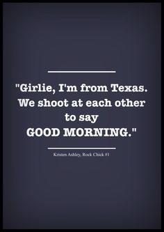 #RockChick #KristenAshley