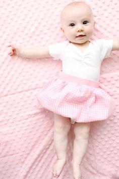 pink tutorial- baby bubble skirt | kojodesigns