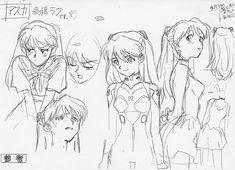 Rei Ayanami plug suit Photo: These are character, mecha, mechanical and setting designs from Neon Genesis Evangelion. We have Rei Ayanami in her plug sui. Sketches, Character Design, Drawings, Evangelion Art, Old Anime, Animation Sketches, Neon Evangelion, Evangelion, Character Design References