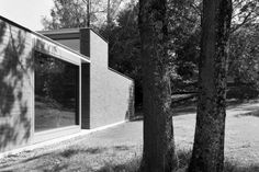 Schulpavillon Allenmoos II, Zürich | Boltshauser Architekten, Zürich, Schweiz